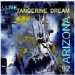 Tangerine Dream - Arizona Live CD (album) cover