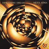 TANGERINE DREAM - Mota Atma CD album cover