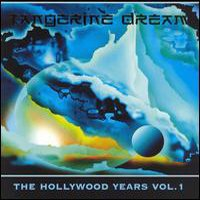 Tangerine Dream - The Hollywood Years Vol. 1 CD (album) cover