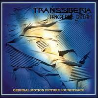 Tangerine Dream - Transsiberia CD (album) cover