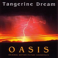 TANGERINE DREAM - Oasis CD album cover