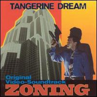 Tangerine Dream - Zoning CD (album) cover