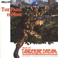 Tangerine Dream - The Park Is Mine CD (album) cover