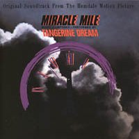 Tangerine Dream - Miracle Mine CD (album) cover