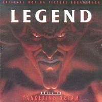 TANGERINE DREAM - Legend CD album cover