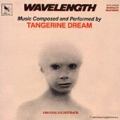 Tangerine Dream - Wavelenght CD (album) cover
