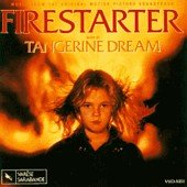 Tangerine Dream - Firestarter CD (album) cover