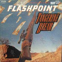 TANGERINE DREAM - Flashpoint CD album cover