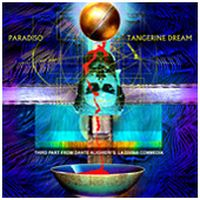 Tangerine Dream - Paradiso (dante Alighieri - La Divina Commedia) CD (album) cover