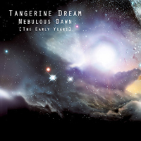 Tangerine Dream - Nebulous Dawn (the Early Years) CD (album) cover