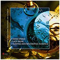 Tangerine Dream - Sleeping Watches Snoring In Silence CD (album) cover