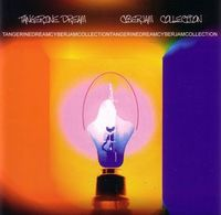Tangerine Dream - Cyberjam Collection CD (album) cover