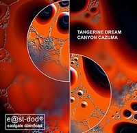 Tangerine Dream - Canyon Cazuma CD (album) cover