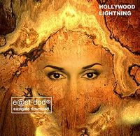 Tangerine Dream - Hollywood Lightning CD (album) cover