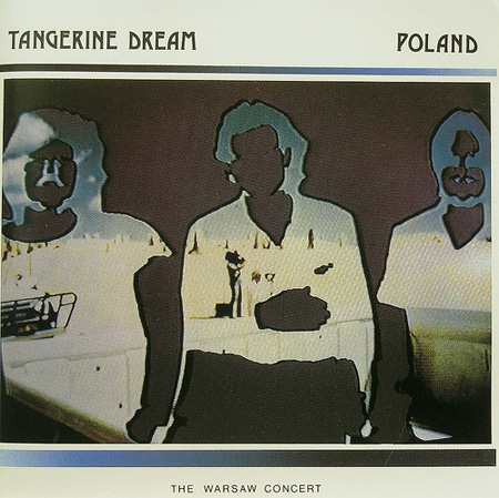 Tangerine Dream - Poland CD (album) cover