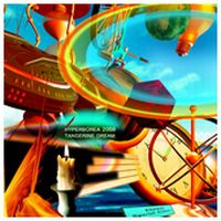 Tangerine Dream - Hyperborea 2008 CD (album) cover