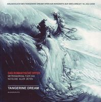 Tangerine Dream - Das Romantische Opfer CD (album) cover