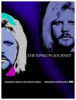 Tangerine Dream - The Epsilon Journey - Tangerine Dream Plays Edgar Froese DVD (album) cover