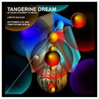 Tangerine Dream - 40 Years Roadmap To Music CD (album) cover