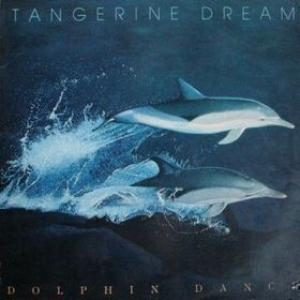 Tangerine Dream - Dolphin Dance CD (album) cover
