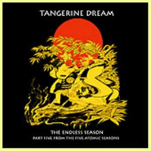 TANGERINE DREAM - Endless Season CD album cover
