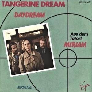 Tangerine Dream - Daydream & Moorland CD (album) cover