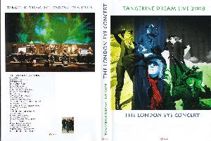 Tangerine Dream - Tangerine Dream - The London Eye Concert DVD (album) cover