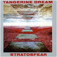 TANGERINE DREAM - Stratosfear CD album cover