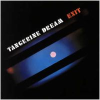 Tangerine Dream - Exit CD (album) cover