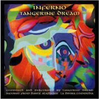 Tangerine Dream - Inferno (dante Alighieri - La Divina Commedia) CD (album) cover