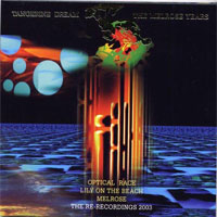 Tangerine Dream - The Melrose Years CD (album) cover