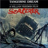 Tangerine Dream - Sorcerer CD (album) cover