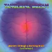 Tangerine Dream - Journey Through A Burning Brain CD (album) cover