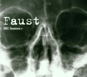 Faust - Bbc Sessions + CD (album) cover