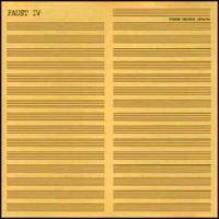 Faust - Faust Iv CD (album) cover