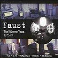 Faust - The Wümme Years CD (album) cover