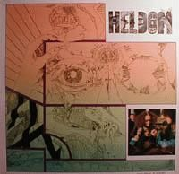 Heldon - Electronic Guerilla CD (album) cover