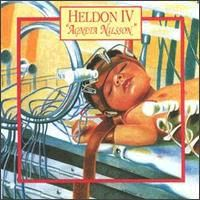 Heldon - Iv Agneta Nilsson CD (album) cover