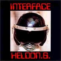 Heldon - Interface CD (album) cover