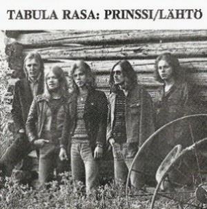 Tabula Rasa - Prinssi CD (album) cover