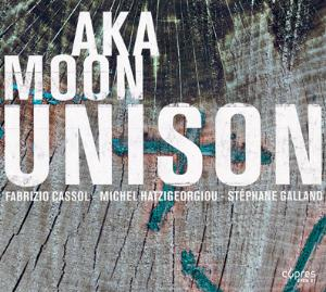 Aka Moon - Unison CD (album) cover