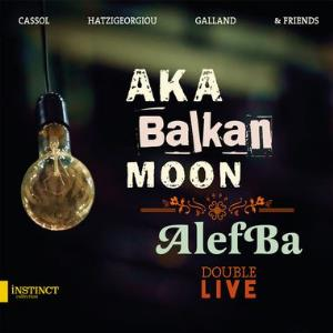 AKA MOON - Aka Balkan Moon CD album cover