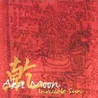 Aka Moon - Invisible Sun CD (album) cover