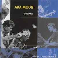 Aka Moon - Guitars CD (album) cover