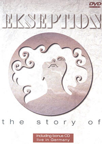 Ekseption - The Story Of DVD (album) cover