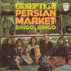 Ekseption - Persian Market CD (album) cover