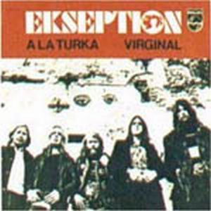 Ekseption - A La Turka CD (album) cover