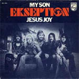 Ekseption - My Son CD (album) cover