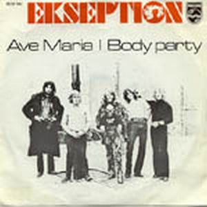 Ekseption - Ave Maria CD (album) cover