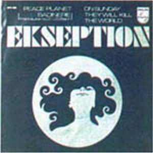 Ekseption - Peace Planet CD (album) cover